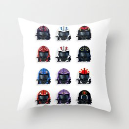 The Best of the Best Throw Pillow