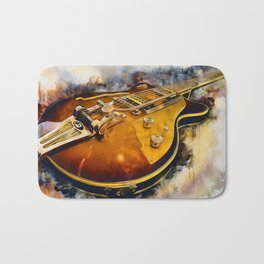 Electric Guitar Bath Mat