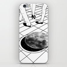 Moonhole iPhone & iPod Skin