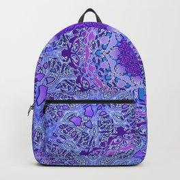 Wisteria Mandala Backpack