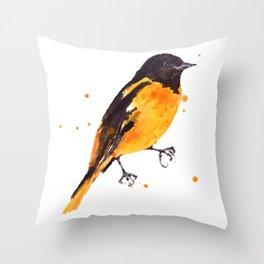 Baltimore Beauty Throw Pillow