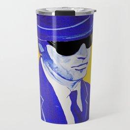 Elwood Blues 1 Travel Mug
