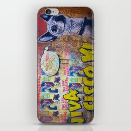 Cisco's Thought of Discontent  iPhone Skin