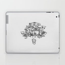House of cats  Laptop & iPad Skin
