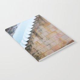 Under the blanket Notebook