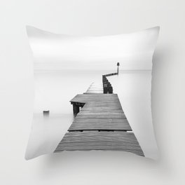Cleethorpes, Lincolnshire Throw Pillow