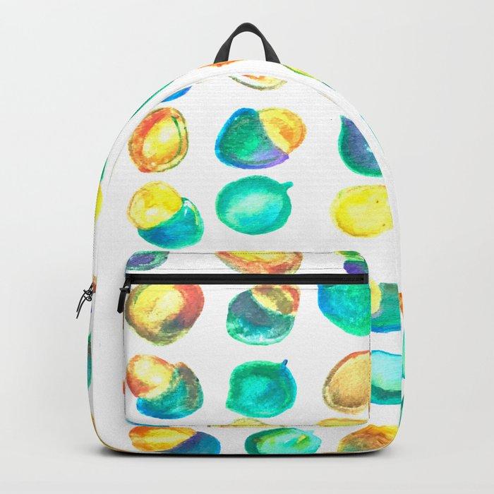 Guinep Sweet Tropical Kiwi Fruit Backpack