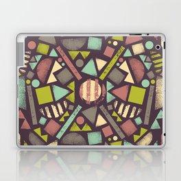 Wheel of life Laptop & iPad Skin