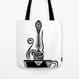 Do More Spoon Tote Bag