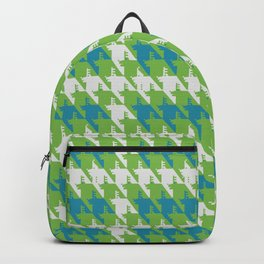 Where is the reindeer of Santa?_M  Lgray&Lime Backpack