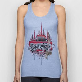 slowride Unisex Tank Top