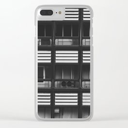 Porches Clear iPhone Case