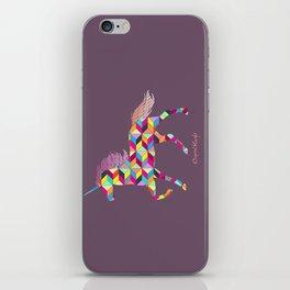 Be An Effing Unicorn iPhone Skin