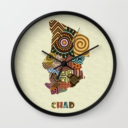 Chad Wall Clock