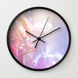 Durante la noche Wall Clock