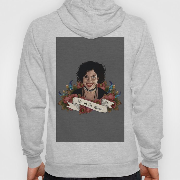We Are The Weirdos Mister Hoody