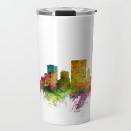 El Paso Texas Skyline Travel Mug