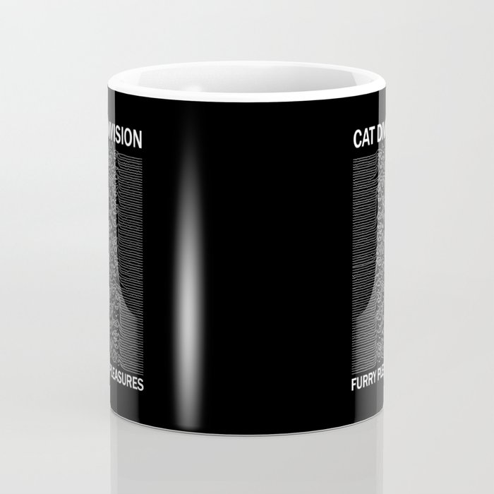 Cat Division Sans Serif Coffee Mug