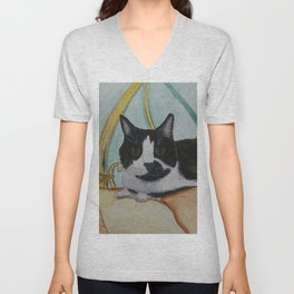 "A Tribute to ""Pepper"" Unisex V-Neck"