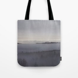 Layers of Vermont Tote Bag