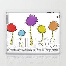 Unless March For Science Laptop & iPad Skin