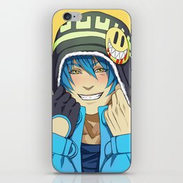 That's Not Your Hat iPhone Skin
