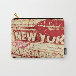 Lovin' New York Carry-All Pouch