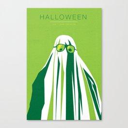 John Carpenter, Modern Master Series :: Halloween Canvas Print