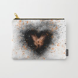 luna the butterfly Carry-All Pouch