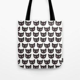 Black Cats // Lots of Black Cats Tote Bag