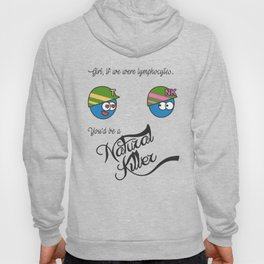 Natural Killer Cell and T lymphocyte Hoody