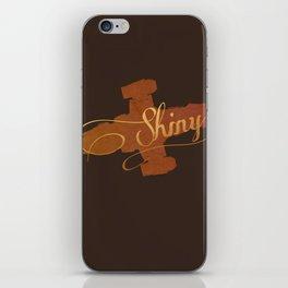 Shiny!  iPhone Skin