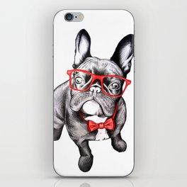 Happy Dog iPhone Skin