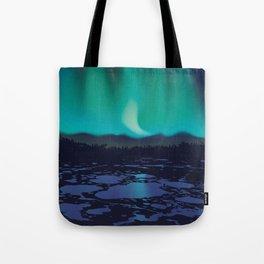 Wapusk National Park Poster Tote Bag