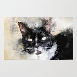 Cat Jagoda art Rug