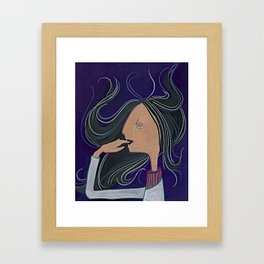 Interior Framed Art Print