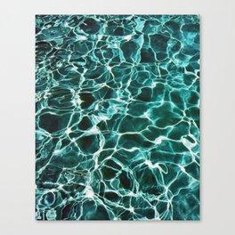 Waiting For Summer #society6 #decor #buyart Canvas Print