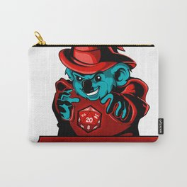 Cartoon koala Wizard Carry-All Pouch