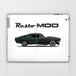 RestoMod Laptop & iPad Skin