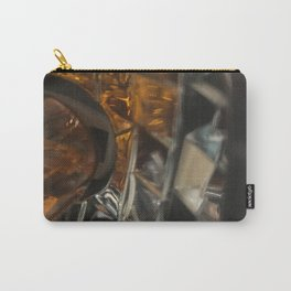 Tinted Glass. Fashion Textures Carry-All Pouch