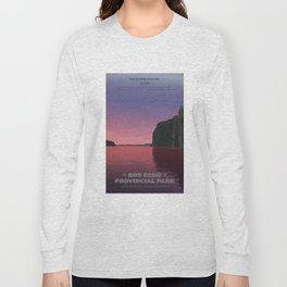 Bon Echo Provincial Park Long Sleeve T-shirt