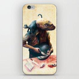 Fisher Cat iPhone Skin