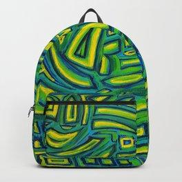 Blue tonic Backpack