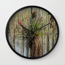 Unexpected Beauty Wall Clock
