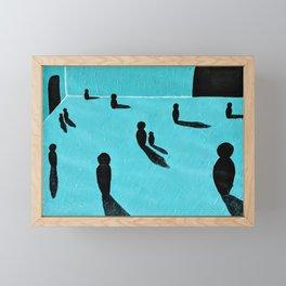 Monday Morning Framed Mini Art Print