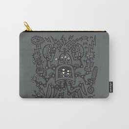Evil Crabkillbot from Crab Nebula Against Humanity Carry-All Pouch