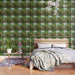 Villa of Lago d' Como Wallpaper