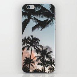 good vibes iPhone Skin