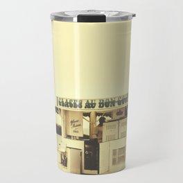 Au bon gout Travel Mug