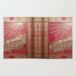 The Star of the Fairies Book Rug